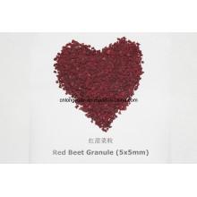 Granulé de betterave rouge déshydraté