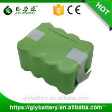 fabricante suministro Geilienergy 14.4V 3000mAh Ni-MH SC paquete de baterías para aspiradora