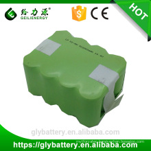 manufacturer supply Geilienergy 14.4V 3000mAh Ni-MH SC battery pack for vacuum cleaner