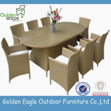 HOT Popular rattan dining set furniture