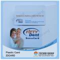 Druckbare PVC-Inkjet-Nummer Blank Magnetstreifen Smart Card