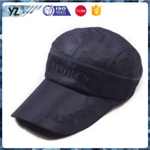 Hot selling fine quality 6 panel sublimation printed sport cap for promotion