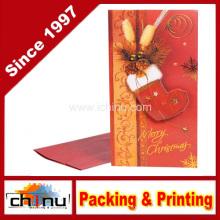 Casamento / aniversário / cartão do Natal (3317)