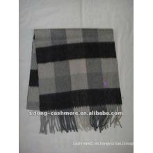 bufandas de cachemira para hombres