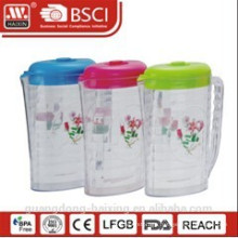 plastic water kettle 2.5L