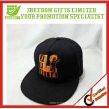 Logotipo Popular Impresso Personalizado Snapback Cap