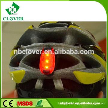 3 led helmet light, led bicycle helmet light , bicycle helmet with lights
