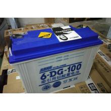 Almacenamiento de batería de plomo ácido