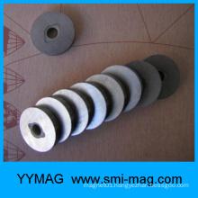 Alnico coil speedometer magnet generator