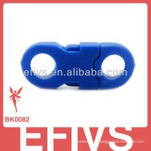 2013 круглый пластмассовый скоба для мини паракорд