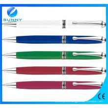 Рекламные металлические ручки с логотипом/металлическая ручка/металлическая Шариковая ручка