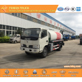Dongfeng Euro 4 6000L fuel tank truck