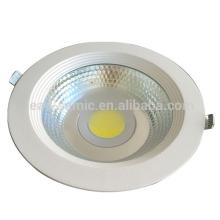 Alta qualidade CE & certificação RoHS 20 watt levou downlight