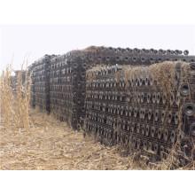 Cages de filtres à sacs collecteurs de poussière