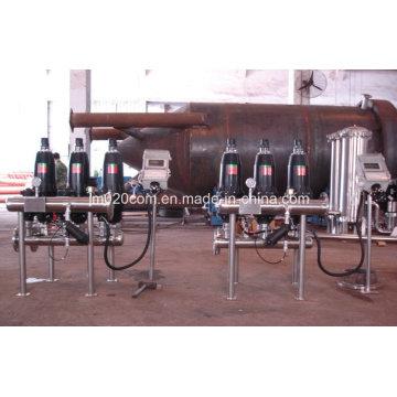 Дисковый фильтр для воды из нержавеющей стали для орошения