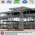 호주 표준 인증 강철 구조 상점 / 시장