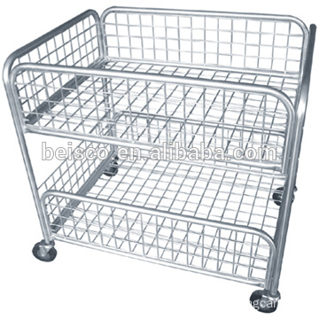 Durable wire mesh containers/ stainless steel wire basket /welded ...