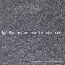 Antimicrobial and Antibacterial, Anti- UV Sofa Leather (QDL-51272)