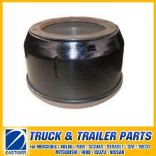 Peças de reboque do tambor de freio 3109677400 para BPW