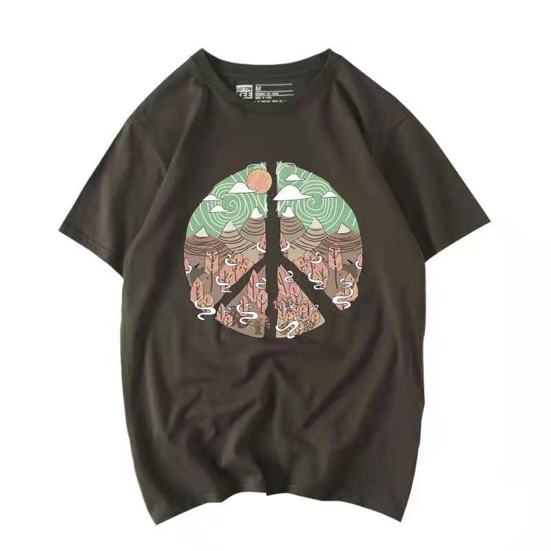 Women's T-Shirt With Printed