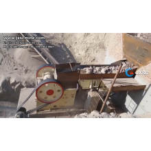 Jaw Crusher PE750X1060 Fixed Jaw Plate Big Large Capacity Machinery Electric Diesel Stone Jaw Crusher