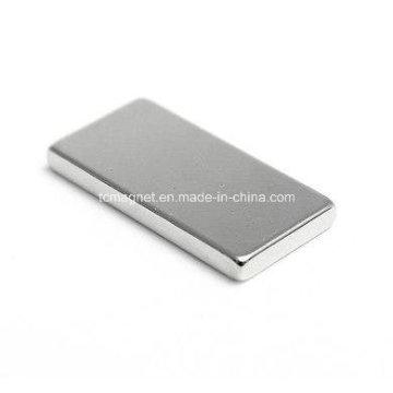 Permanent Magnet Sintered NdFeB Neo Magnet 20X10X2mm