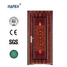 Puerta de acero económica de la venta caliente (RA-S093)