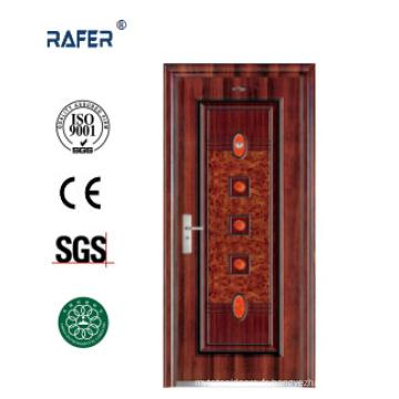 Porte en acier économique de vente chaude (RA-S093)