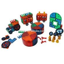 Telhas magnéticas Cores claras 48 pc DX Set Toy