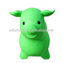 jumping animal hopper animal, inflatable toys for kids
