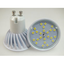 Novo 2014 Produto 4W branco GU10 24PCS 2835SMD LED Spotlight