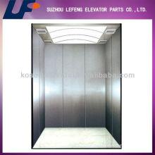 Cheap Price Hairline Stainless Steel Passenger Elevator
