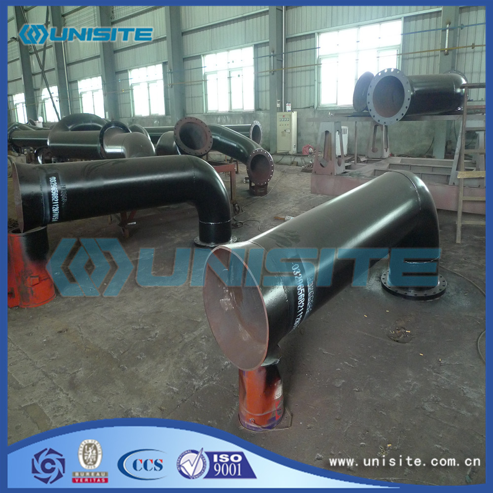 Jet Steel Dredger Pipes for sale