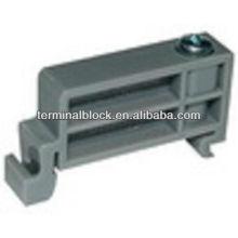 TE-002 Plastic Din Rail Fecho Fechadura