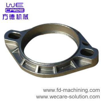 Parte de mecanizado CNC de acero inoxidable