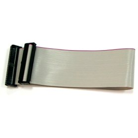 Câble de ruban plat IDC 40 Pin Wire