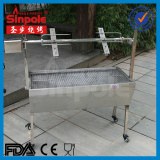 New Stainless Steel Rotisserie Grill with CE/ROHS approved(SP-CG01)