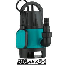 (CSP400D-1) Bomba de plástico elétrico centrífugas submersíveis águas residuais com interruptor de boia