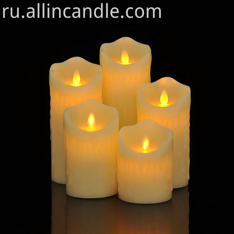Beautiful Led Candle