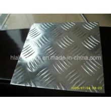 Brillante Shinning De Aluminio Cinco Bar Tread De China