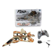 R / C Warplane mit hochwertigem Spielzeug