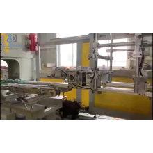 Máquina de fazer lata de lata de linha de produção puncionadeira
