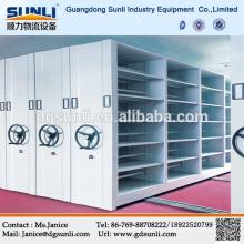 China Fabricantes Amplamente Utilizados Metal Móvel Office File Rack