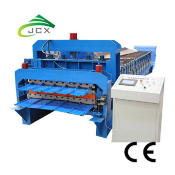 Galvaniserat tak Tile Profile Making Machine