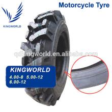 pneu de moto agricole de 6.00-12