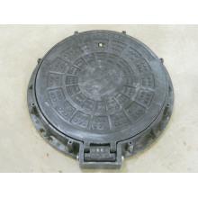 Fiberglass Manhole Cover, FRP/GRP Manhole Cover