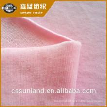 Fornecimento de flanela têxtil home High-end home - malha pique tecido