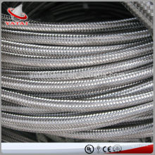 PTFE Teflon Stainless Steel Wire Braided Hose