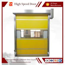 Schnelle Fensterladen-Tür aus PVC-Hochgeschwindigkeitstür