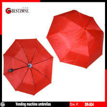 Disposable Umbrella/Vending Machine Umbrella/ Fold Umbrellas (DR-004)